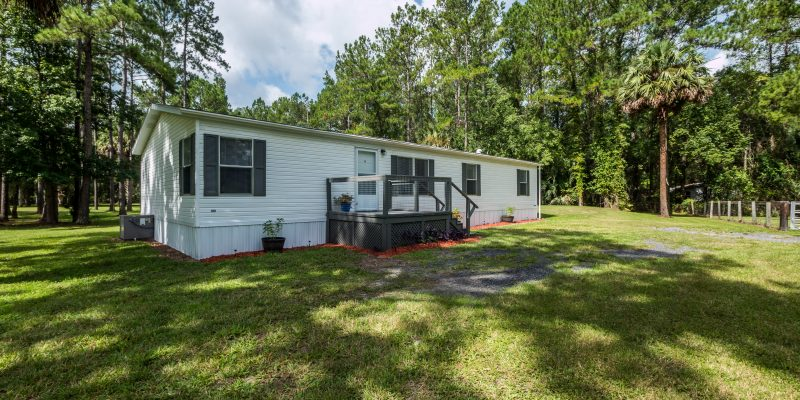Lovely Remodeled 1996 Homes Of Merit Manufactured Home Situated On Over 3 Acres Bring Your Horse Livestock Or Just Enjoy The Green Grass And Fenced
