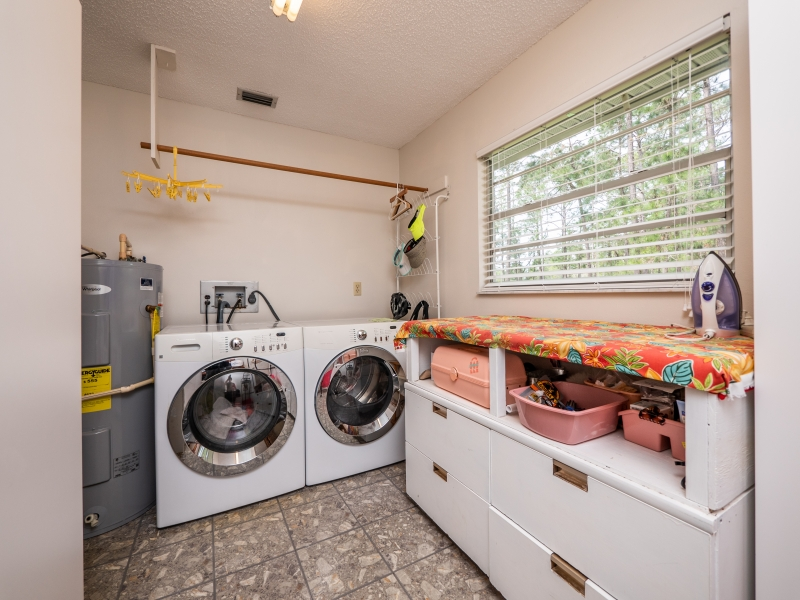 7720 NE 199th St Rd, Citra-Interior-Laundry Room