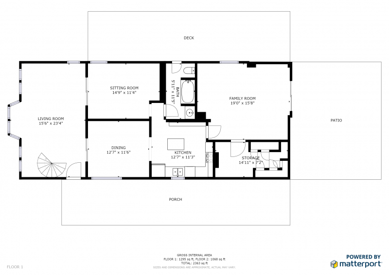 Floorplan downstairs-7720