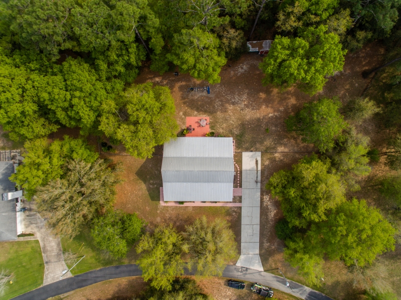 23608 NE 124th Pl Rd, Salt Spings- Aerial-4