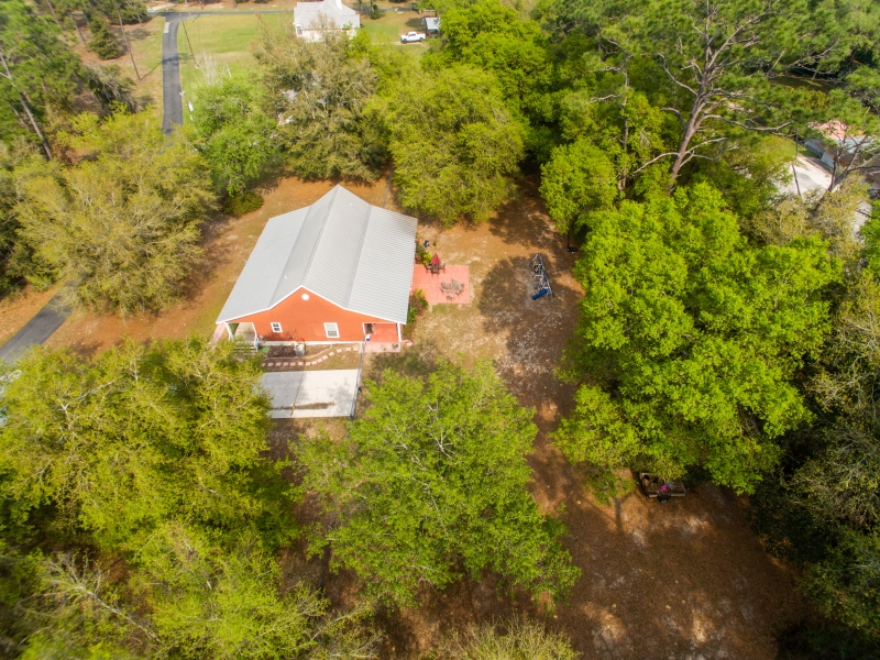 23608 NE 124th Pl Rd, Salt Spings- Aerial-5