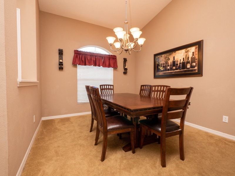 282 NW 44th St-Interior- Dining room