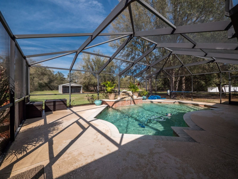 11464 SW 131 Terr Dunnellon- Exterior 36 pool