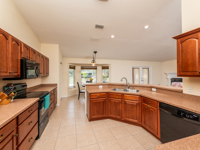11464 SW 131 Terr Dunnellon- Interior Kitchen 2