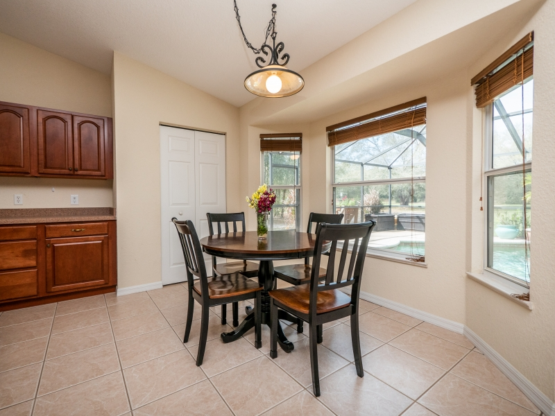 11464 SW 131 Terr Dunnellon- Interior Kitchen Dining Area