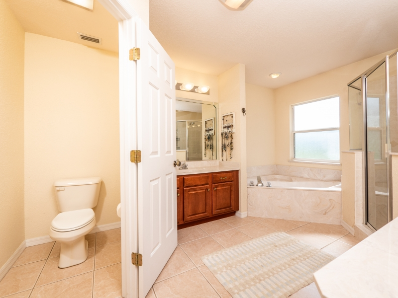 11464 SW 131 Terr Dunnellon- Interior Master Bathroom