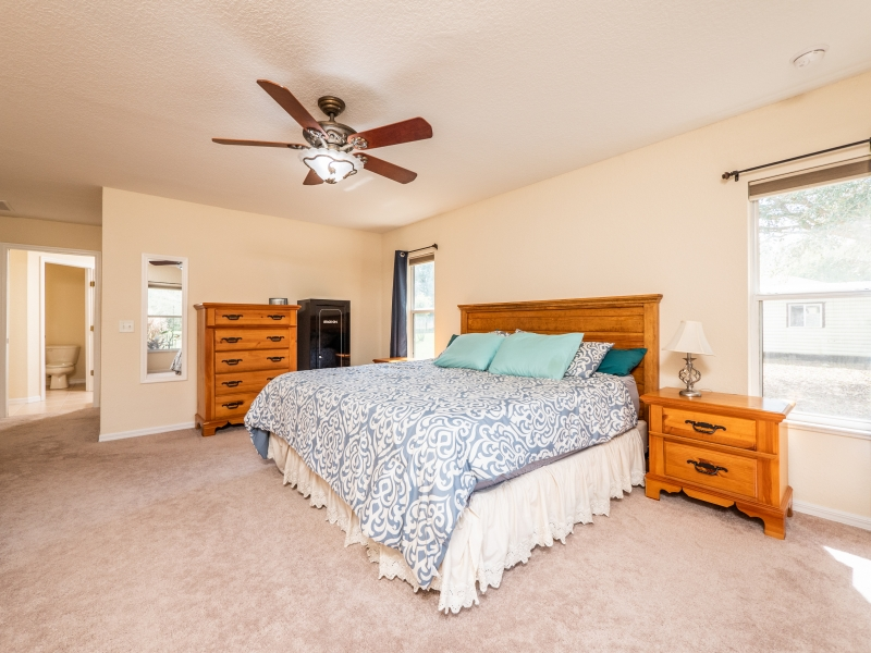 11464 SW 131 Terr Dunnellon- Interior Master Bedroom 2