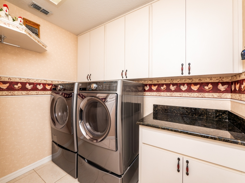 5418 SW 88th Pl-Interior-Laundry Room